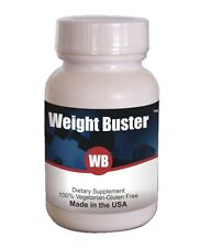 Weight Buster-Anti Obesity and Weight Loss Protocol 1 month Supply-(Caps 90ct)