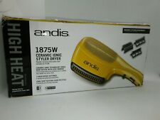 Andis Ceramic Ionic Styler Hair Dryer New Gold HS-2 1875W