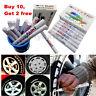 10+2 Universal Waterproof Permanent Paint Marker Pen Car Tyre Tire Tread Rubber