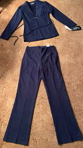 NWT A. Byer Women's Summer Pant Suit Small USA Made