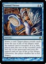 TUNNEL VISION Ravnica MTG Blue Sorcery RARE