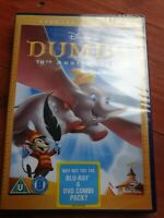 DUMBO Disney 1941 NEW SEALED DVD 70th Anniversary