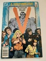 V #1 Comic Book  DC Comics February 1985 Vintage Sci-Fi