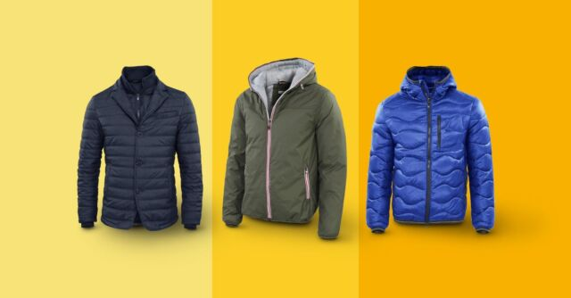 Cappotti e giacche da uomo blu taglia 52  d2a6cb33004