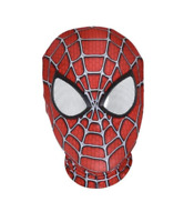 Maschera SPIDERMAN Classica Professionale costume di carnevale mask per adulti