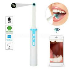 2MP Oral Dental WiFi HD Intraoral Endoscope Wireless Dental Camera 8 LED Lights