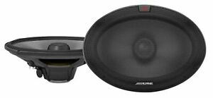 """Alpine R 6x9"""" Rear Factory Speaker Replacement For 2003-2004 INFINITI G35 Coupe"""