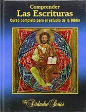 Comprender las Escrituras: Curso completo para el estudio de la Biblia (The D...