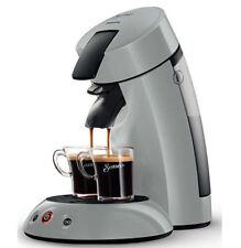 Philips Senseo Kaffeemaschine Kaffee Padmaschine Kaffeepadmaschine HD7804 Grau