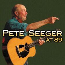 Seeger, Pete - At 89 CD NEU OVP