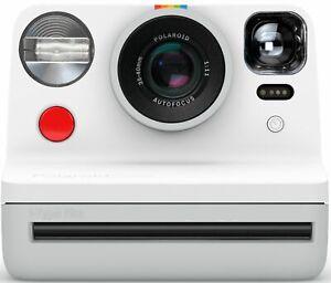 *BRAND NEW* Polaroid Now Autofocus i-Type Instant Camera White 9027-SAME DAY