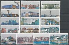 Bund aus 1998-2001 ** postfrisch komplette Serie Landesparlamente in Deutschland