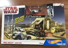 Star Wars Hot Wheels Mos Eisley Junction Exclusive R2-D2 Character Car RARE!