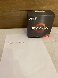 AMD Ryzen 5 5600x Processor With Wraith Stealth Cooler BRAND NEW & FAST DELIVERY