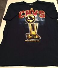 *NBA Cleveland Cavaliers NBA Champions 2016 Adidas Adult T-Shirt Size L