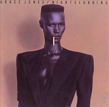 Grace Jones Nightclubbing CD Dance Pop Disco w/Demolition Man, Use Me, Feel Up +
