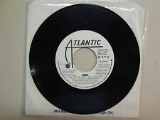 """ABBA:The Day Before You Came 5:50-Cassandra 4:50-Canada 7""""1982 Atlantic DJ Label"""