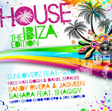 CD House The IBIZA Edition d'Artistes Divers 2CDs