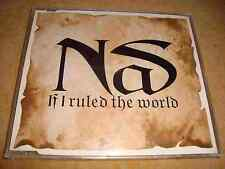 NAS - If I Ruled The World  (Maxi-CD)  LAURYN HILL