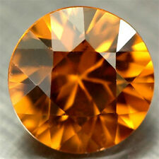 1.07 CT ~ Imperial Zircon ~ ROUND ~  Natural Gemstone