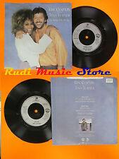 LP 45 7'' ERIC CLAPTON TINA TURNER Tearing us apart Hold on 1987 uk cd mc dvd