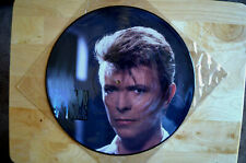 "David Bowie 12"" Picture Disc ""Loving The Alien"" Capitol (SEAV-7860), SEALED"