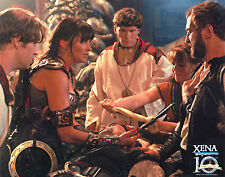 Xena Photo Club October 2005 8x10  photograph Oct 05 Xena Gabrielle & Mitoan