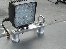 Billet Aluminum LED Docking Kit / includes 3200 lumen spotlight / By FFP
