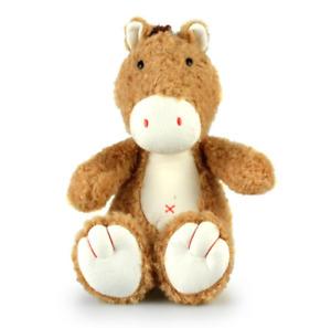 NATURES FRIENDS I HORSE  / PIG   30CM I Birthday Present I Nursery