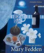Mary Fedden by Christopher Andreae | Paperback Book | 9781848221543 | NEW