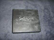 SIX FEET UNDER-COMMANDMENT-obituary,cannibal corpse,torture killer 2007 BOX SET!