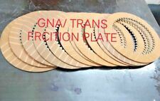 JCB TRANSMISSION FRICTION PLATE, QTY 12 NOS (PART NO. 445/03205)
