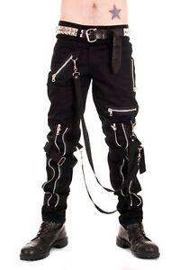 Tiger of London Punk Heavy Duty Zip Bondage Pants