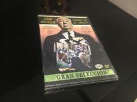 Alfred Hitchcock DVD Allarme IN Il Espresso Sigillata Nuovo