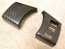 Carbon Bedienelemente Lenkrad steering wheel Cover Trim passend für Nissan 350Z
