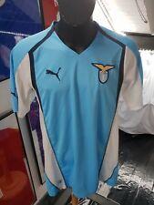 Maillot jersey trikot shirt maglia camiseta lazio Rome roma L 2004/2005