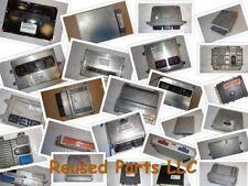 99 00 MERCEDES SLK230 ENGINE ECM 170 TYPE ELECTRONIC CONTROL MODULE SLK230 6026