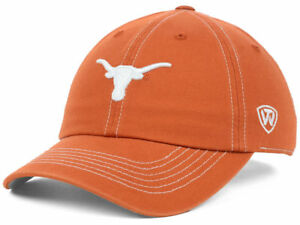 Texas Longhorns Top of the World NCAA Women's Stitches Adjustable Hat Cap