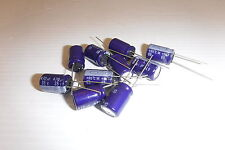 PHILIPS 470UF 35V CAPACITOR ( LOT OF 10)M NNB