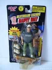 ►►►► Skateboard Legends / Action Figure Danny Way 1999 [New/Sealed]