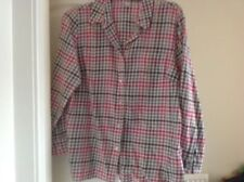 Unbranded Gingham Plus Size Tops & Shirts for Women
