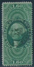 #R79c F-VF USED WITH HANDSTAMP CANCEL CV $180 BR5176