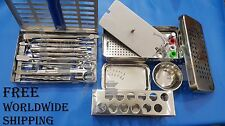 PRF & GRF/RGF Kit Dental Implant Surgery Dentist Instruments Premium Quality