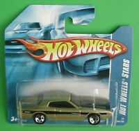 Vintage 2007 Hot Wheels Cars on short cards  (Your Choice)