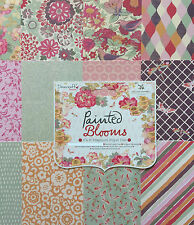 Dovecraft Painted Blooms - 6x6 Paper - Sample 12 Sheets