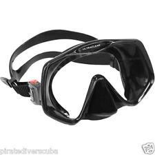 Atomic Aquatics FRAMELESS 2 Scuba Mask, BLACK, Standard Fit, NEW with Warranty!