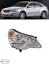 FOR CHRYSLER SEBRING JS 2007 - 2009 NEW FRONT HEADLAMP RIGHT O/S DRIVER LHD