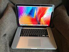 """Apple MacBook Pro 15"""" 2.3GHZ Intel Core i7 8GB 256GB SSD  MD103LL/A Mid-2012"""