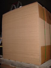 """275 Lb Test Double Wall Corrugated Cardboard Pads 32"""" x 47"""" - Qty 182 Sheets"""
