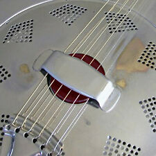 PIEZO ELECTRIC BISCUIT BRIDGE PICKUP FOR NATIONAL SINGLE CONE RESONATOR GUITAR